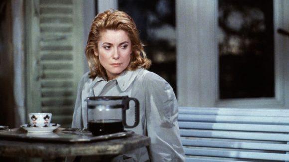 Catherine Deneuve dans Le Lieu du crime de André Téchiné