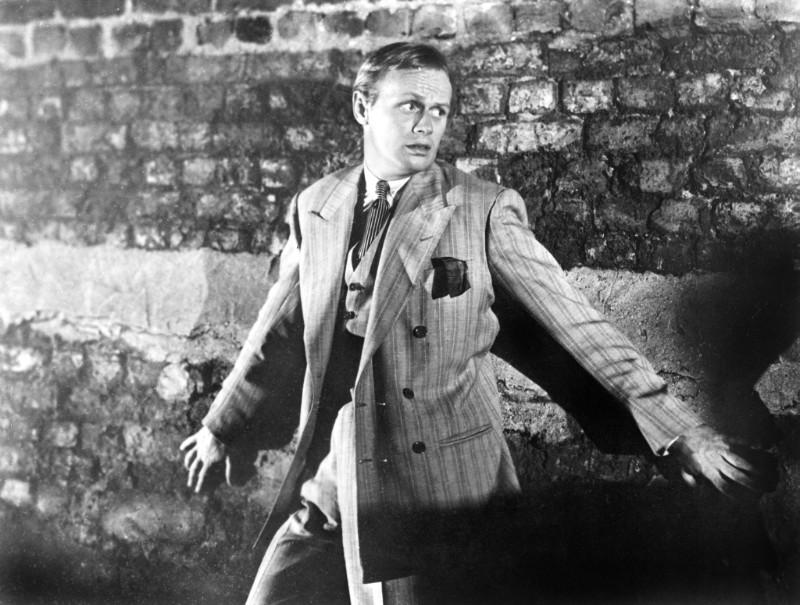 Richard Widmark dans Les Forbans de la nuit de Jules Dassin
