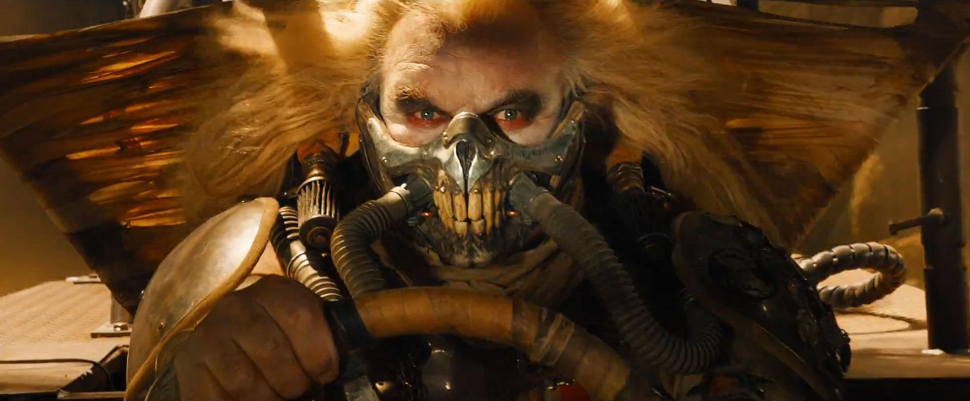 Imortan Joe dans Mad Max : Fury Road