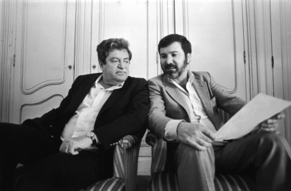 Menahem Golan et Yoran Globus