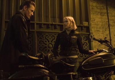 Viggo Mortensen et Naomi Watts dans Les Promesses de l'ombre de David Cronenberg