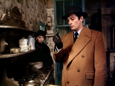 Alain Delon dans Mr. Klein de Joseph Losey