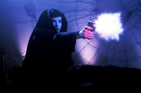 Zoe Tamerlis dans L'Ange de la vengeance de Abel Ferrara