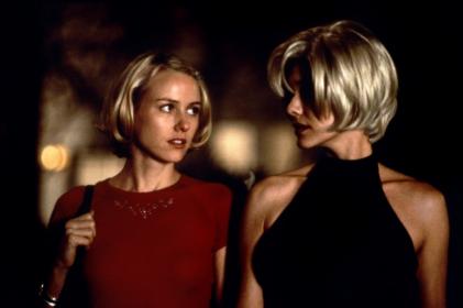 Naomi Watts et dans Mulholland Drive de David Lynch