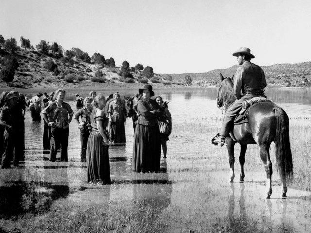 Convoi de femmes de William A. Wellman