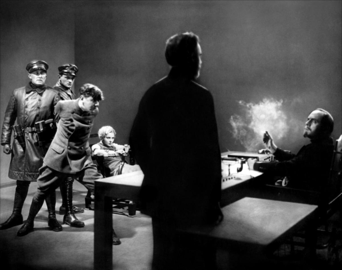 Les Espions de Fritz Lang