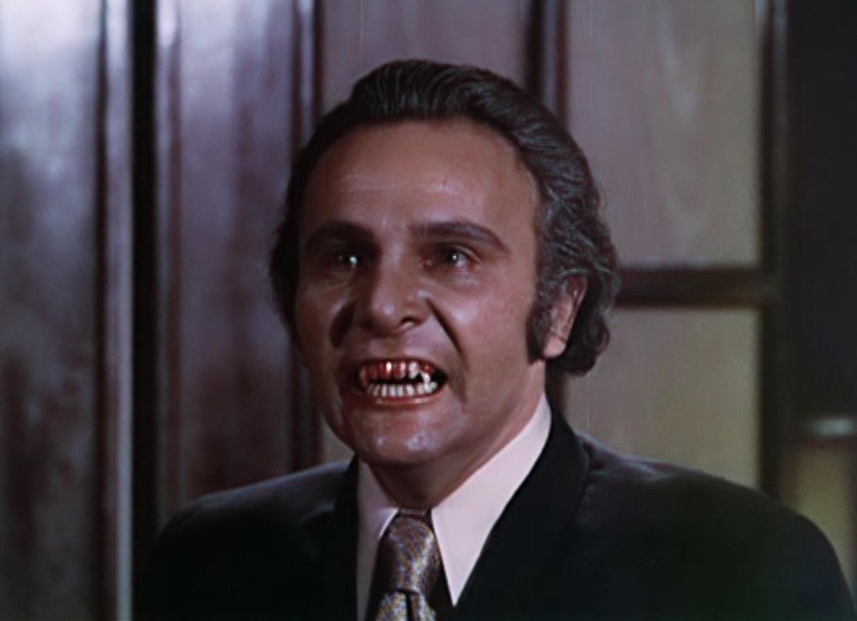 Michael Pataki dans Bébé vampire