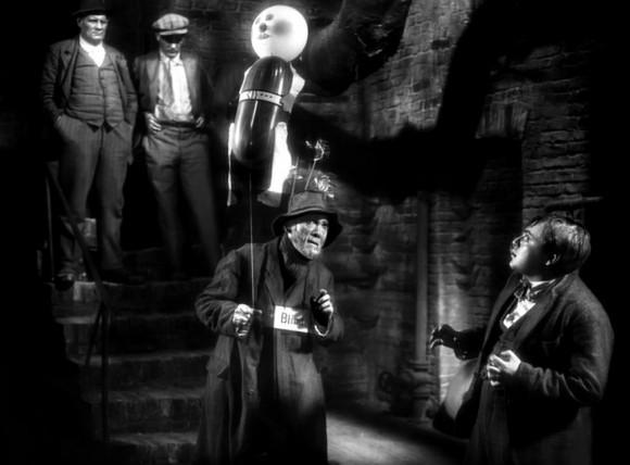 M le maudit de Fritz Lang