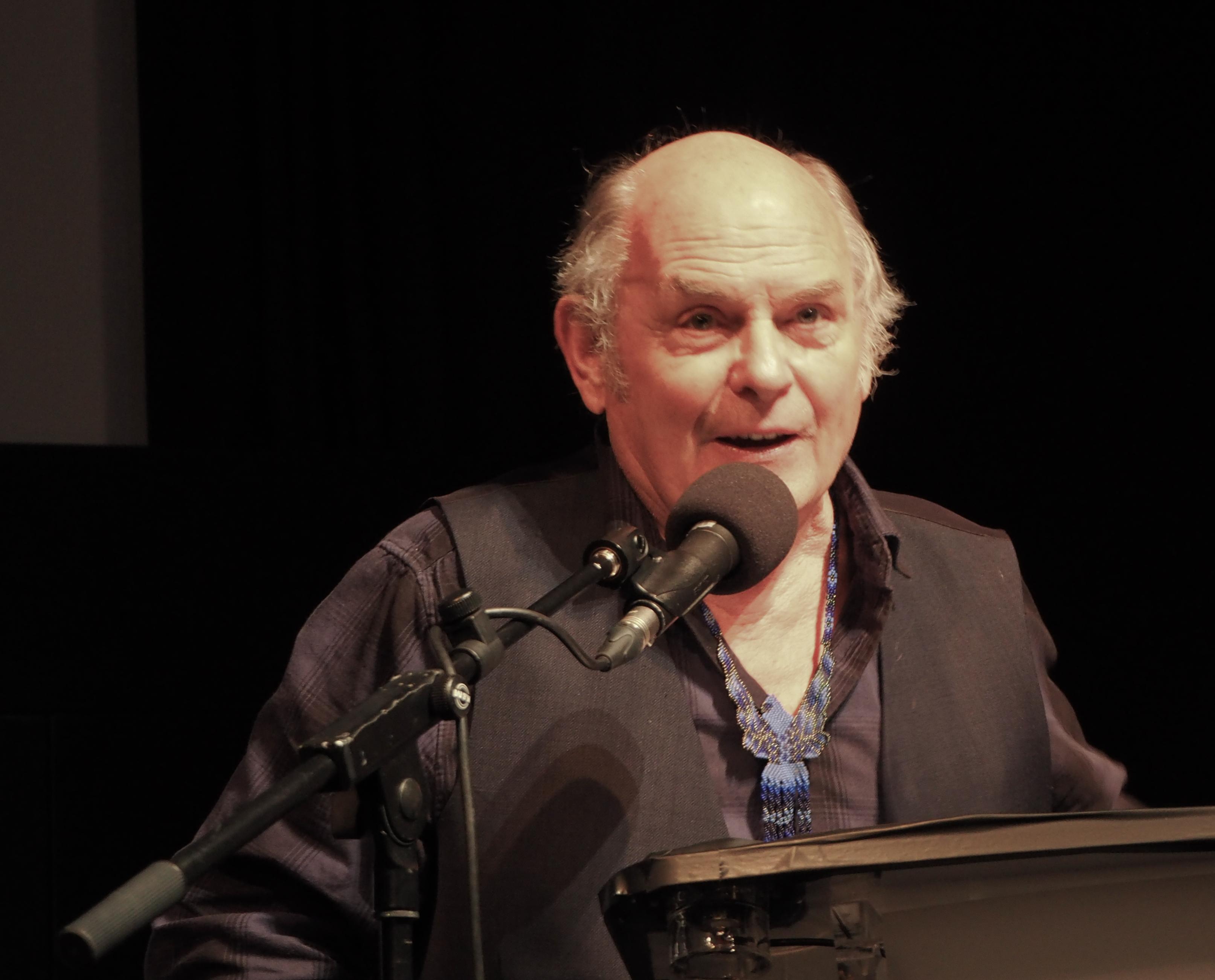 Jean-François Stévenin lors de la remise du Vigo d'Honneur © Alain Keit