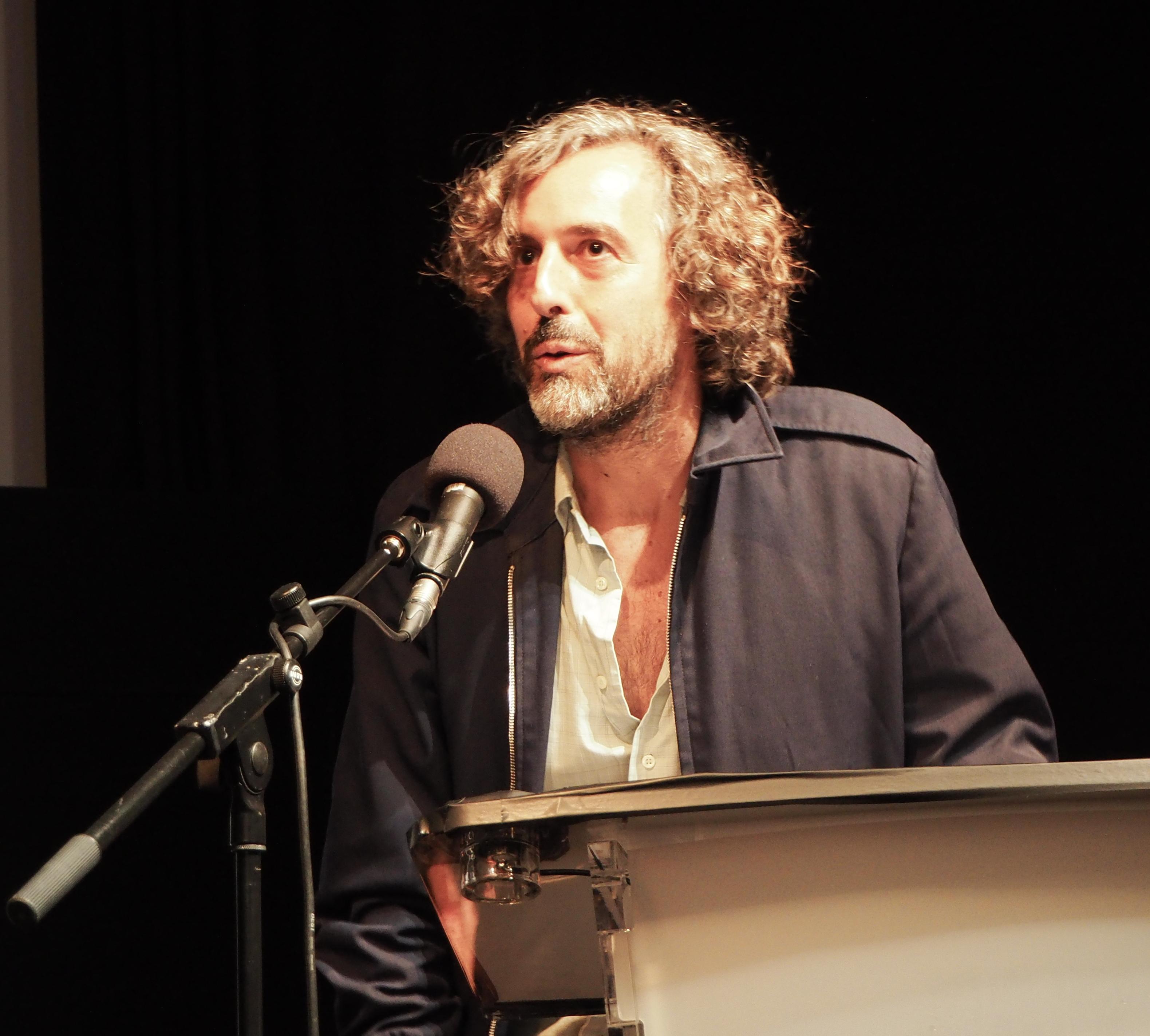 Guillaume Brac Prix Jean Vigo du court métrage 2018 © Alain Keit
