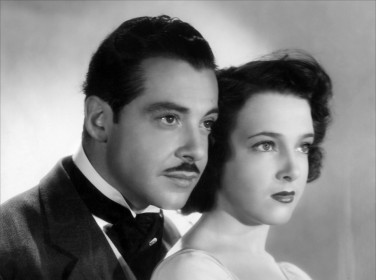 Fernand Gravey et Micheline Presle dans Paradis perdu