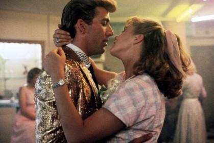 Nicolas Cage et Kathleen Turner dans Peggy Sue s'est mariée