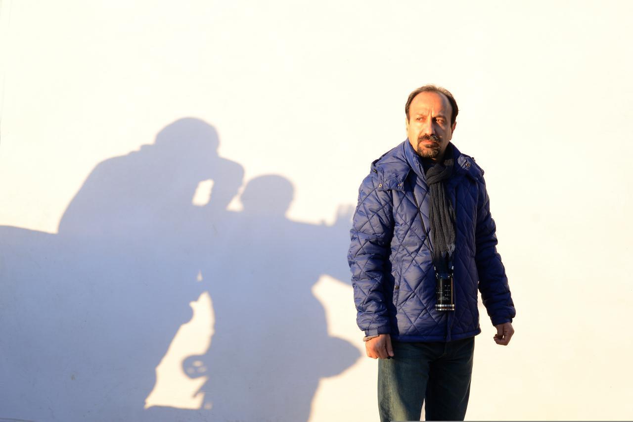 Asghar Farhadi © Habib Majidi-SMPSP