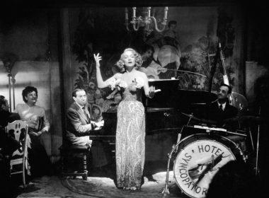 Marlene Dietrich dans La Scandaleuse de Berlin de Billy Wilder