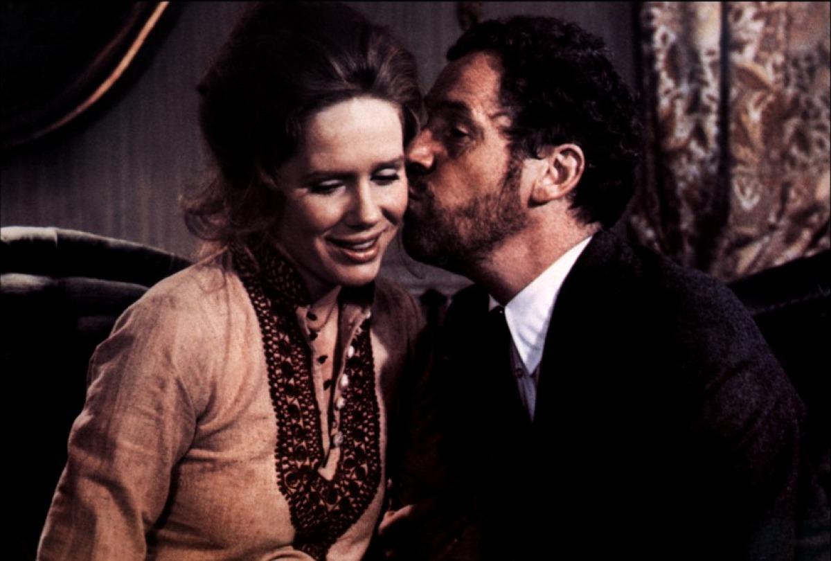 Liv Ullmann et Erland Josephson dans Scènes de la vie conjugale