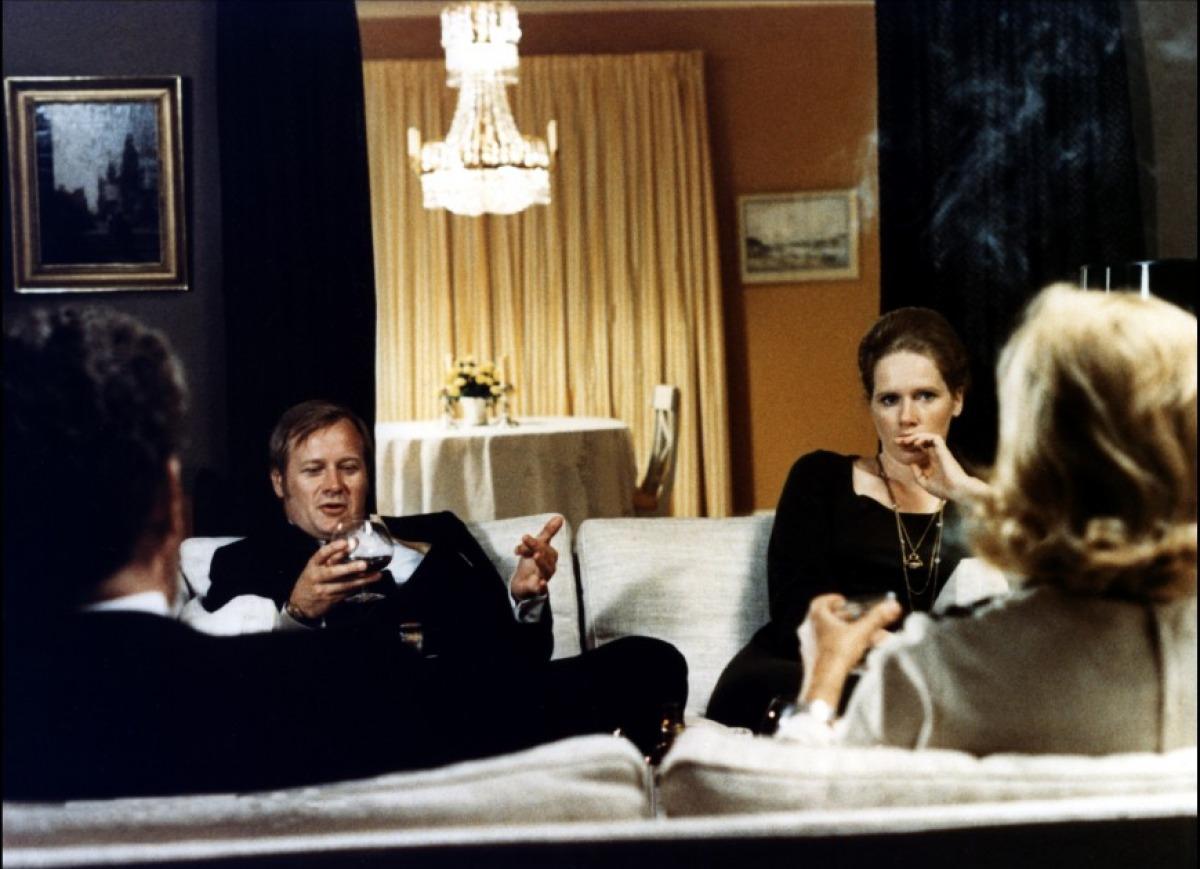 Scènes de la vie conjugale de Ingmar Bergman