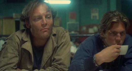 Stacy Keach et Jeff Bridges