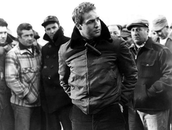 Marlon Brando dans Sur les quais de Elia Kazan