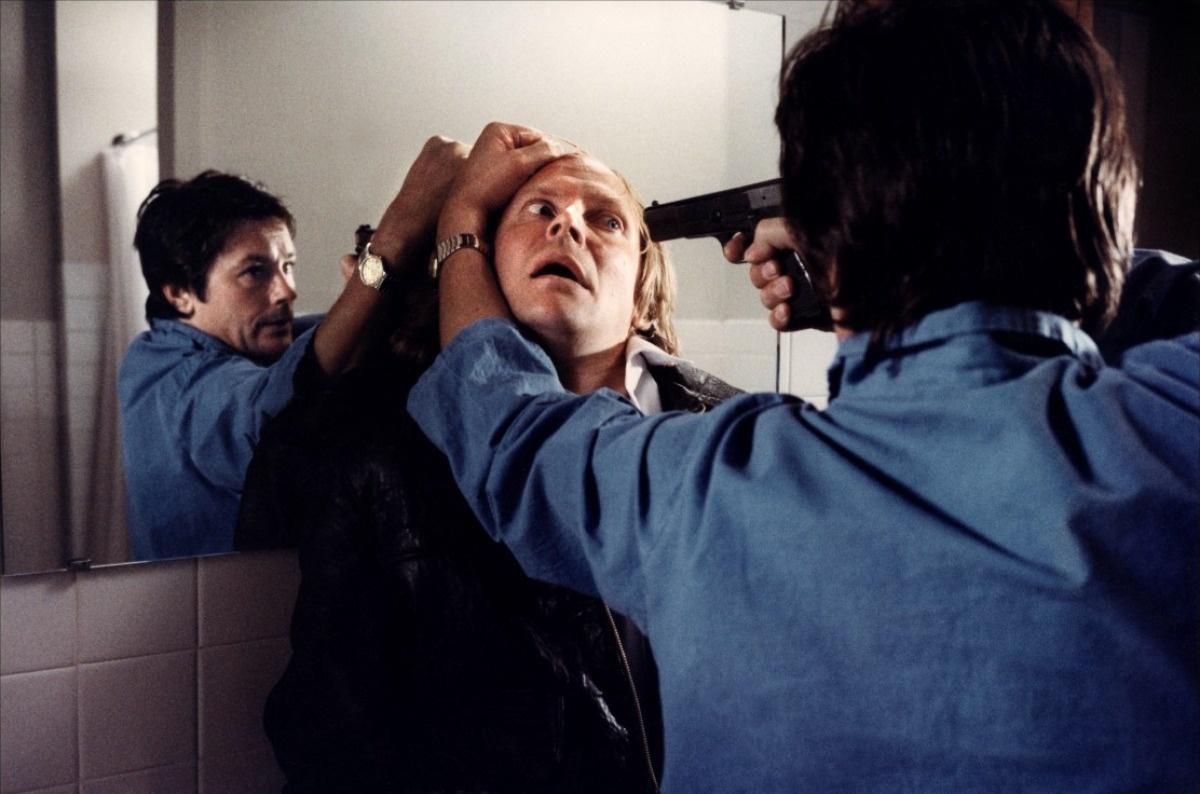 Alain Delon s'énerve dans 3 Hommes à abattre de Jacques Deray
