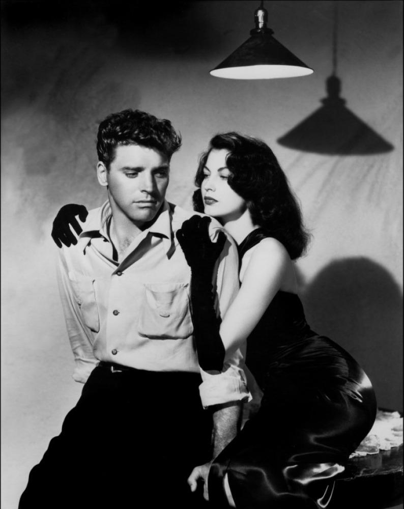 Burt Lancaster et Ava Gardner dans Les Tueurs