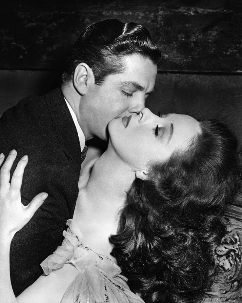 Robert Cumming et Susan Hayward dans The Lost Moment