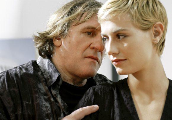 Gérard Depardieu et Cécile de France dans Quand j'étais chanteur de Xavier Giannoli