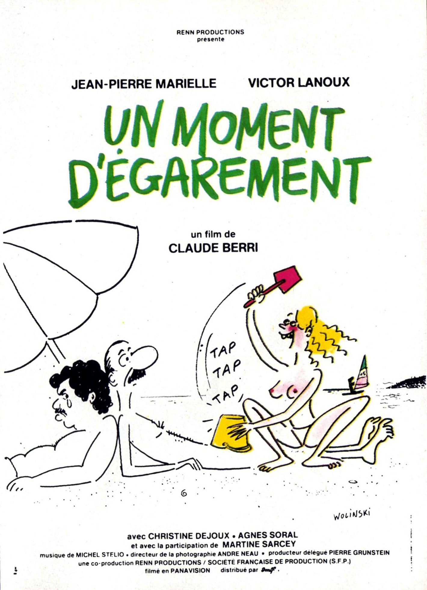 un-moment-egarement-affiche-1977