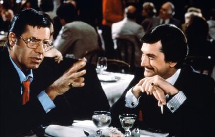 Jerry Lewis et Robert De Niro