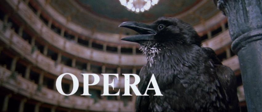 Opera de Dario Argento