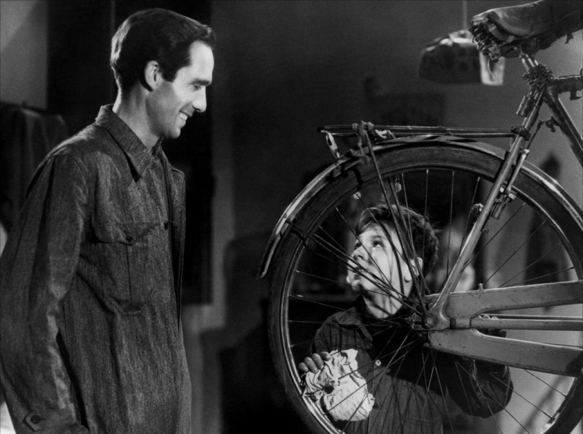 Le Voleur de bicyclette de Vittorio De Sica