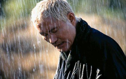 Takeshi Kitano dans Zatoichi